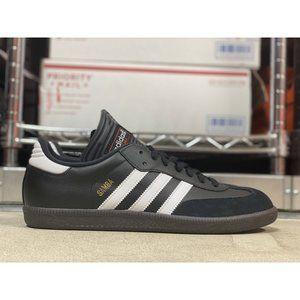 NEW Adidas Classic Samba Mens Soccer 034563 Sz 10